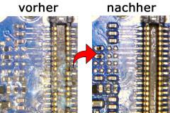 iphone-5c-wasserschaden-reparatur-iphone-vorher-nachher