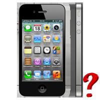 Woran erkenne ich ein iPhone 4