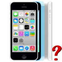Woran erkenne ich ein iPhone 5c