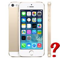 Woran erkenne ich ein iPhone 5s