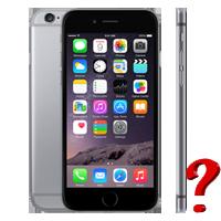 Woran erkenne ich ein iPhone 6