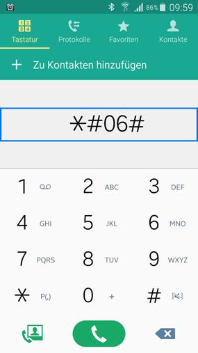 welches-samsung-handy-habe-ich-screenshot-telefon-tastatur-abfragecode-imei