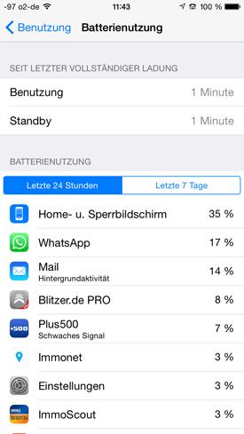 iphone-akku-geht-schnell-leer-screenshot-batteriebenutzung-apps