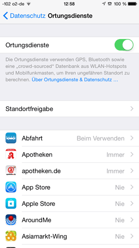 iphone-akku-geht-schnell-leer-screenshot-ortungsdiensteiphone-akku-geht-schnell-leer-screenshot-ortungsdienste