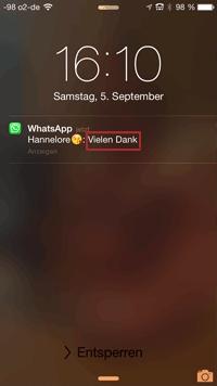 whatsapp-benachrichigung-fehler