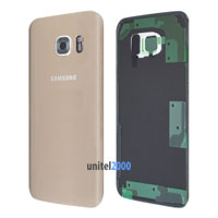 Samsung Galaxy S7 Backcover Reparatur gold