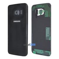 Samsung Galaxy S7 Backcover Reparatur schwarz