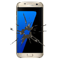 samsung-galay-s7-edge-reparatur-display-gold
