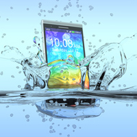 IP Schutzklassen - Smartphone