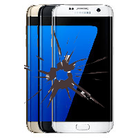 Samsung Galaxy S7 edge Display Reparatur