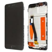 Huawei P10 Displayeinheit schwarz