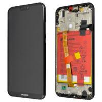 Huawei P20 lite Reparatur Displayeinheit schwarz original