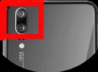 Huawei P20 Kameraglas