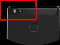Huawei P9 lite Kameraglas Reparatur
