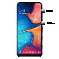 Hard Reset Samsung Galaxy A20