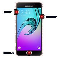 Hard Reset Samsung Galaxy A3