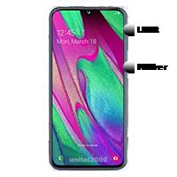 Hard Reset Samsung Galaxy A40