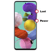 Hard Reset Samsung Galaxy A51