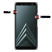 Hard Reset Samsung Galaxy A6