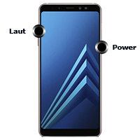 Hard Reset Samsung Galaxy A8 Plus