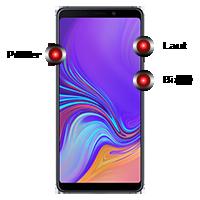 Hard Reset Samsung Galaxy A9 (2018)
