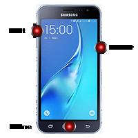 Hard Reset Samsung Galaxy J3 (2016)