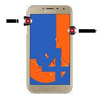 Hard Reset Samsung Galaxy J4 (2018)