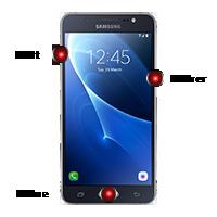 Hard Reset Samsung Galaxy J5 (2016)