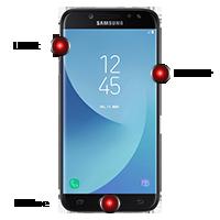 Hard Reset Samsung Galaxy J5 (2017)