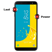 Hard Reset Samsung Galaxy J6 (2018)