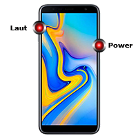 Hard Reset Samsung Galaxy J6 plus