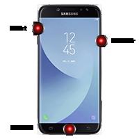 Hard Reset Samsung Galaxy J7 (2017)