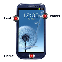 Hard Reset Samsung Galaxy S3