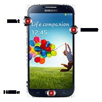 Hard Reset Samsung Galaxy S4