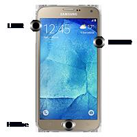 Hard Reset Samsung Galaxy S5 Neo
