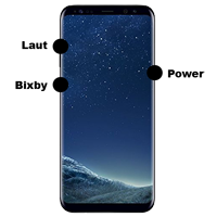 Hard Reset Samsung Galaxy S8 plus