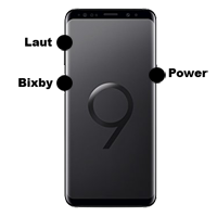 Hard Reset Samsung Galaxy S9 Plus