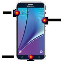 Hard Reset Samsung Note 5