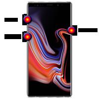 Hard Reset Samsung Note 9