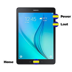 Hard Reset Samsung - die richtige Tastenkombination zum