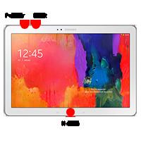 hard Reset Samsung Tab Pro 12.2 T900/T9000