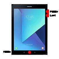 Hard Reset Samsung Tab S3 T820/T825
