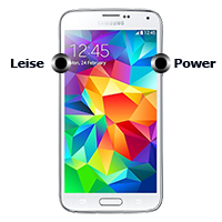 Soft Reset Samsung Galaxy S5