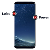 Soft Reset Samsung Galaxy S8 Plus