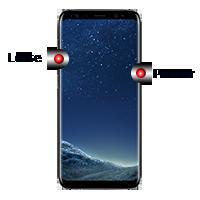 Soft Reset Samsung Galaxy S8